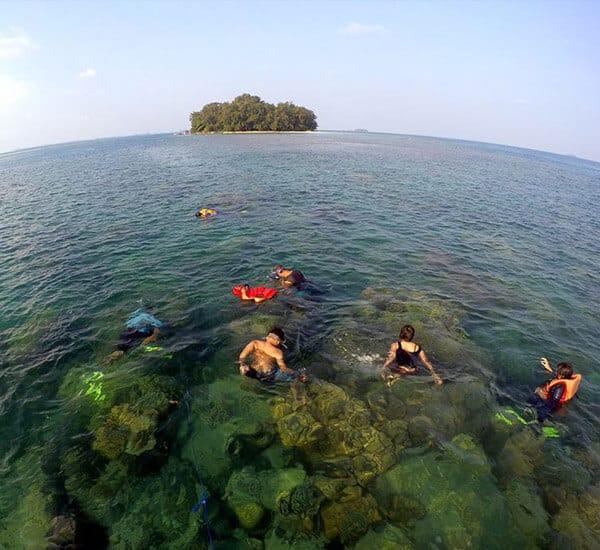 wp pulau harapan