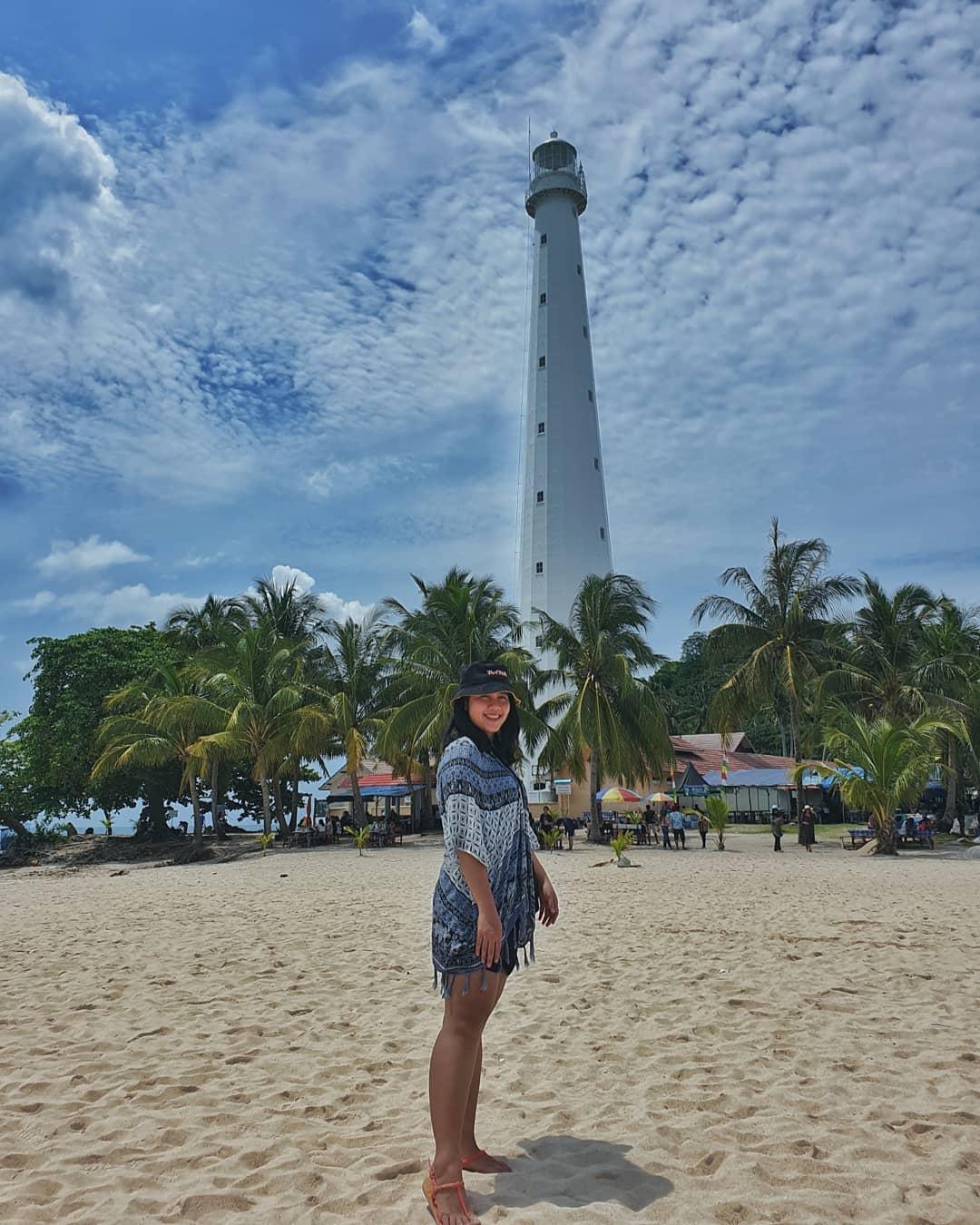 Menara Pulau Lengkuas Belitong
