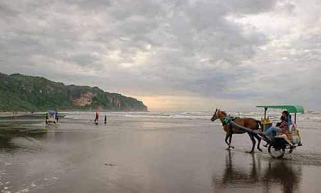 ke elokan pantai parangtritis
