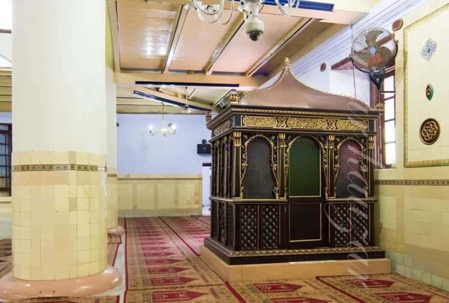 8 Foto Masjid Agung Demak Tempat Wisata Religi Populer Jawa Tengah 12