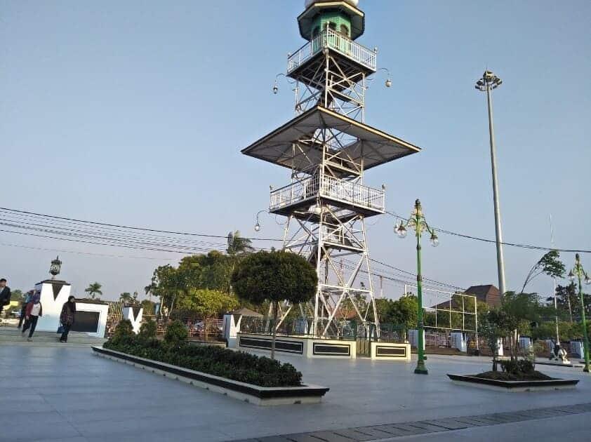 8 Foto Masjid Agung Demak Tempat Wisata Religi Populer Jawa Tengah 15