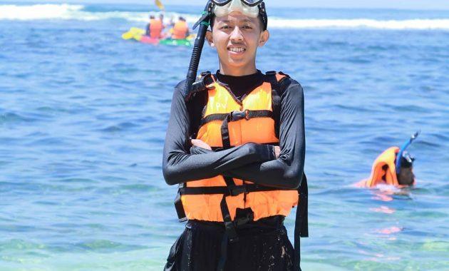 Pantai Sadranan Gunung Kidul Wisata Populer di Jogja 7