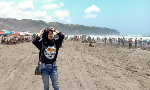 Pantai Legendaris Dari Yogyakarta Pantai Parangtritis 6