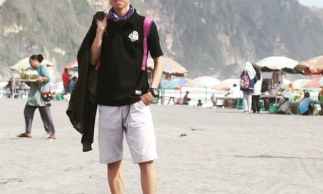 Pantai Legendaris Dari Yogyakarta Pantai Parangtritis 5