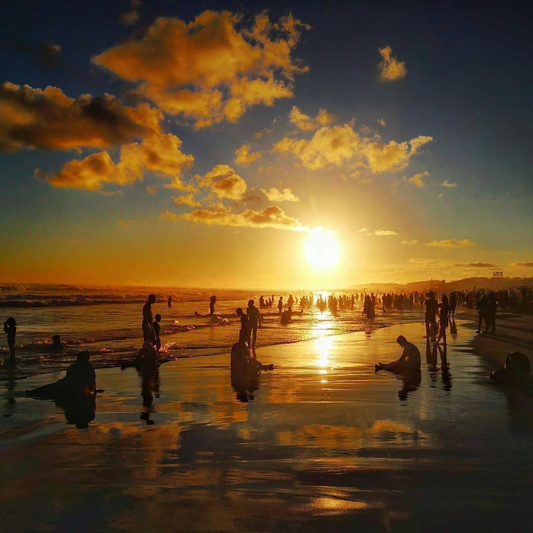 Pantai Legendaris Dari Yogyakarta Pantai Parangtritis 1