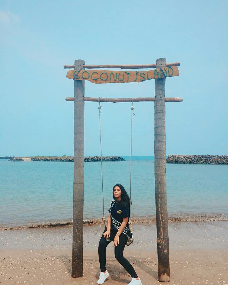 Coconut Island Carita Labuan 3