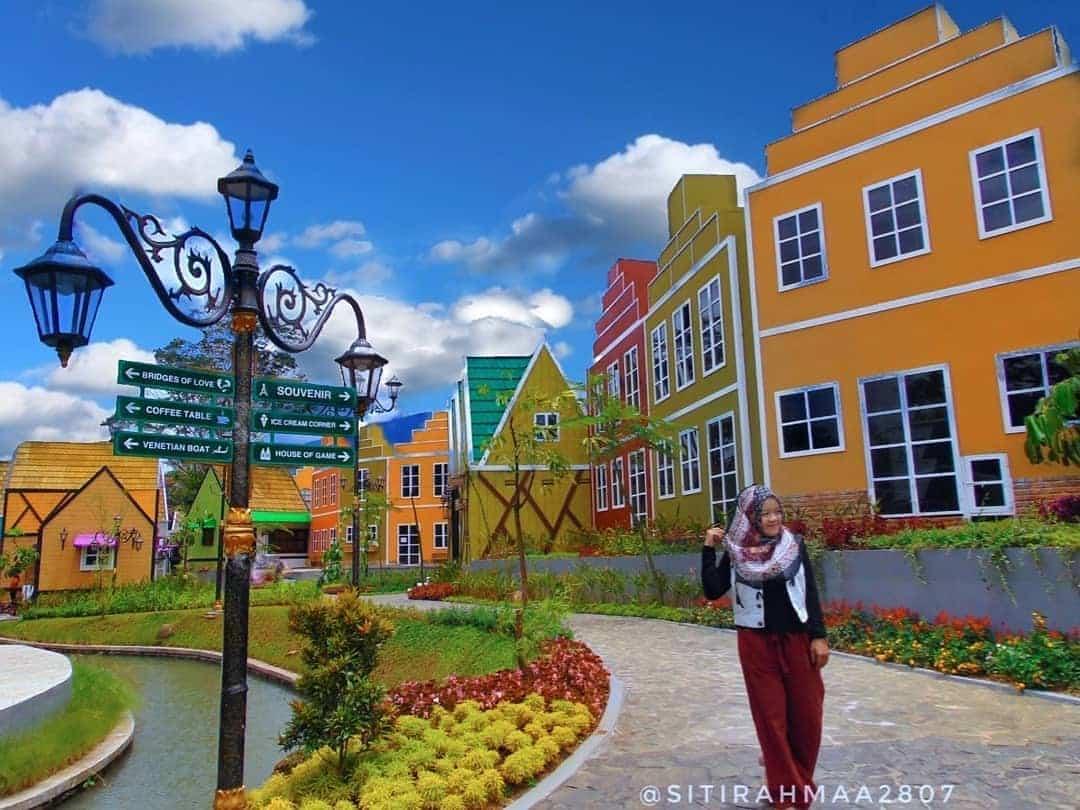 Wisata Instagramable Di Kota Hujan yang Sedang Hits Devoyage Bogor 2