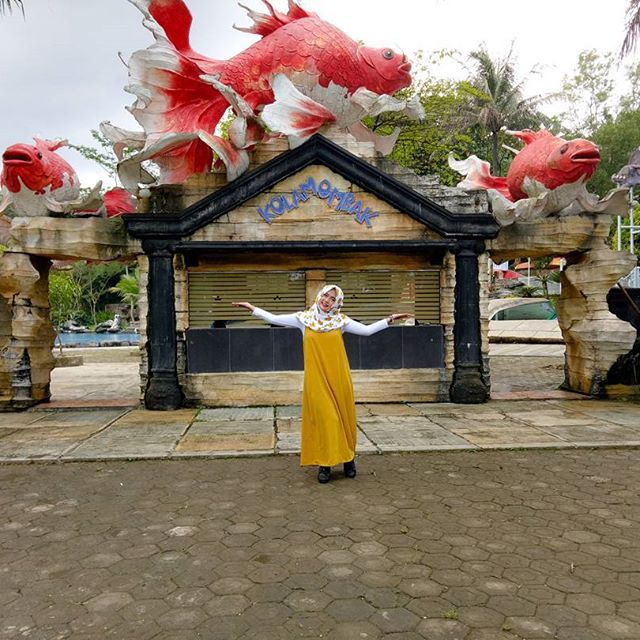 Dream Land Waterpark AJibarang 1