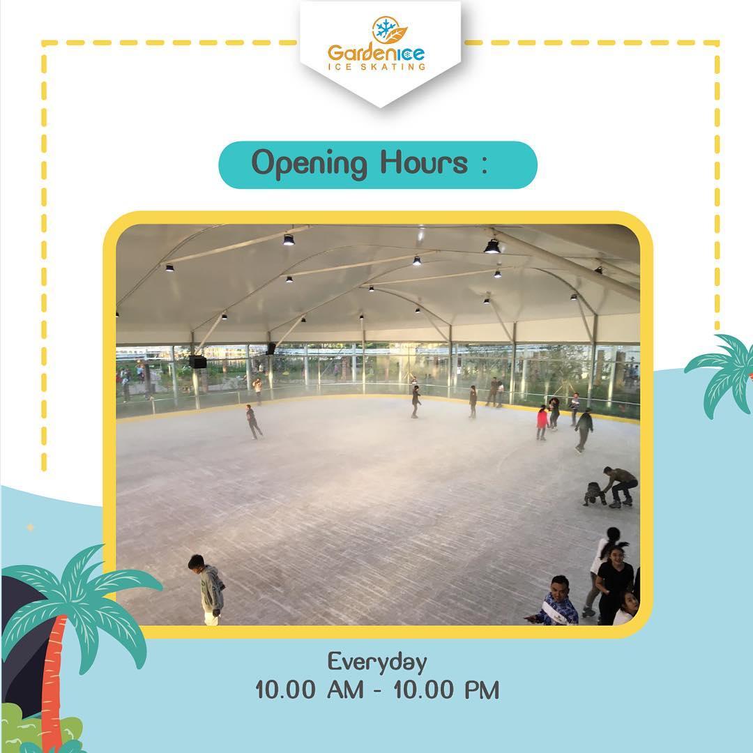 Ice Skating PVJ Bandung 2