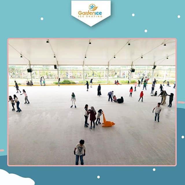 Ice Skating PVJ Bandung 1