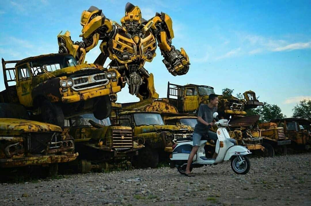 Transformer Park Solo 3