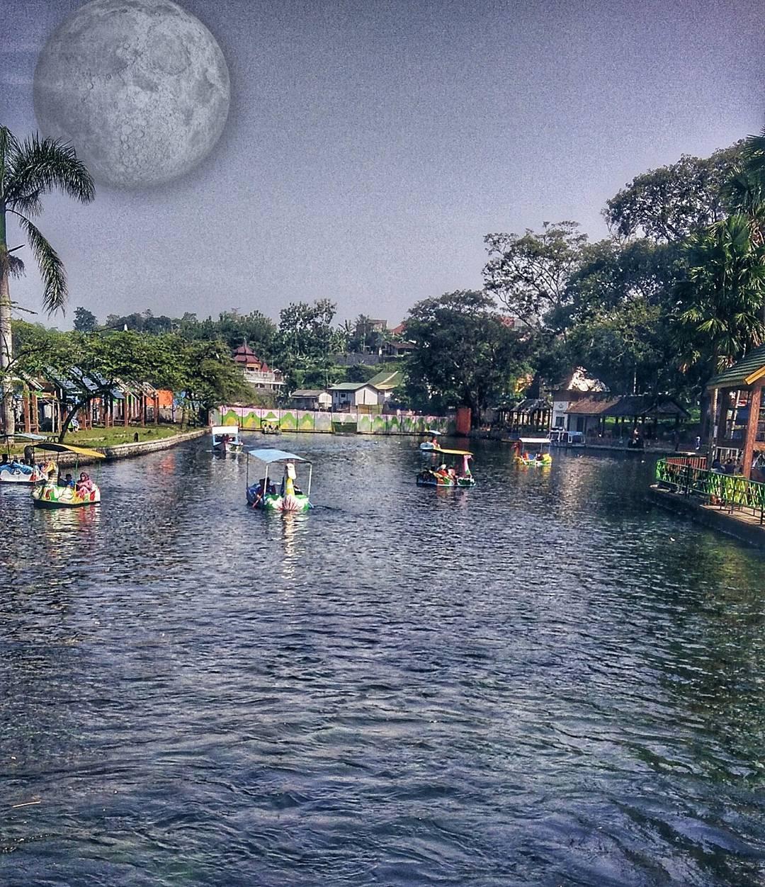 Wendit Waterpark Pakis Malang 4