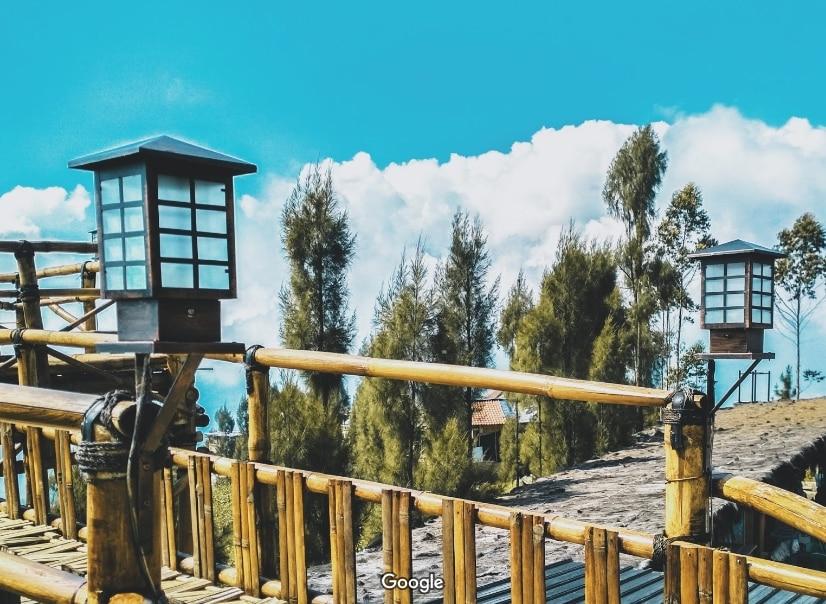 Wisata Alam Lembah Sindoro Posong 5
