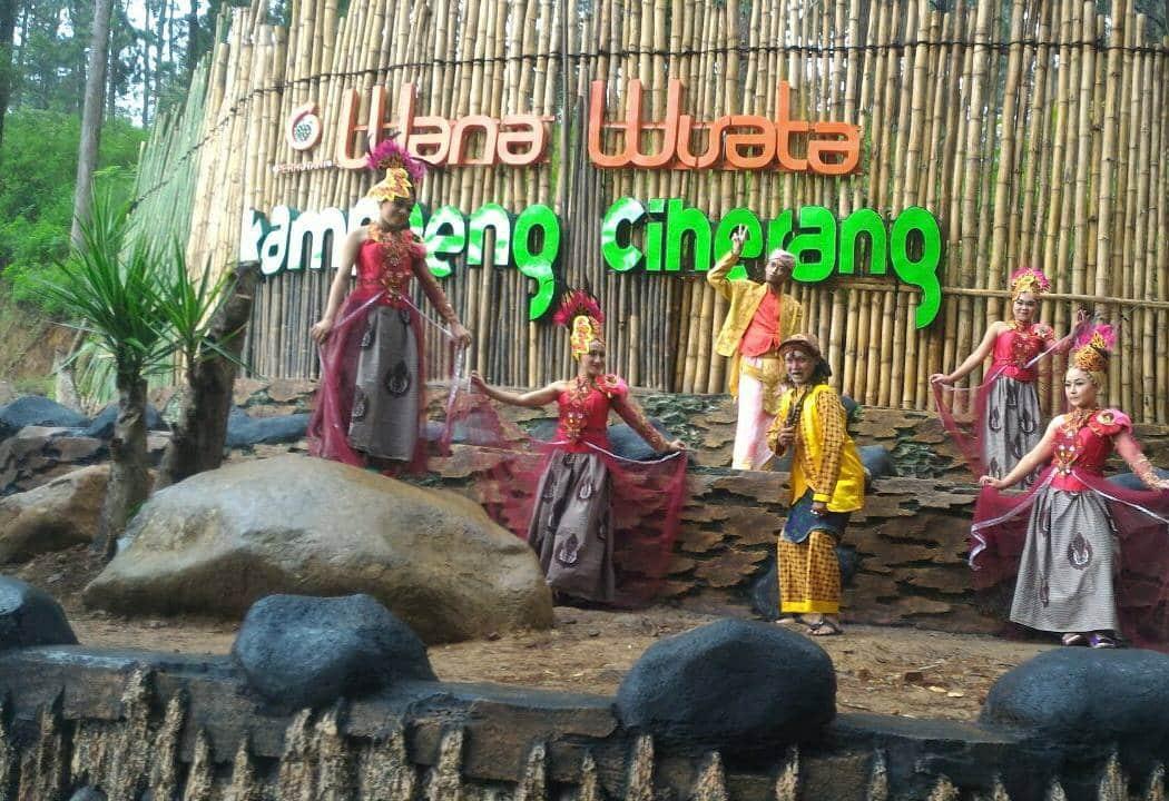 Wisata Kampoeng Ciherang 1