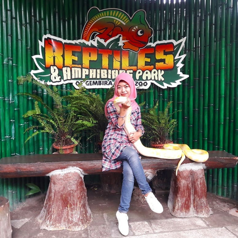 Gembira Loka Zoo Jogja 1