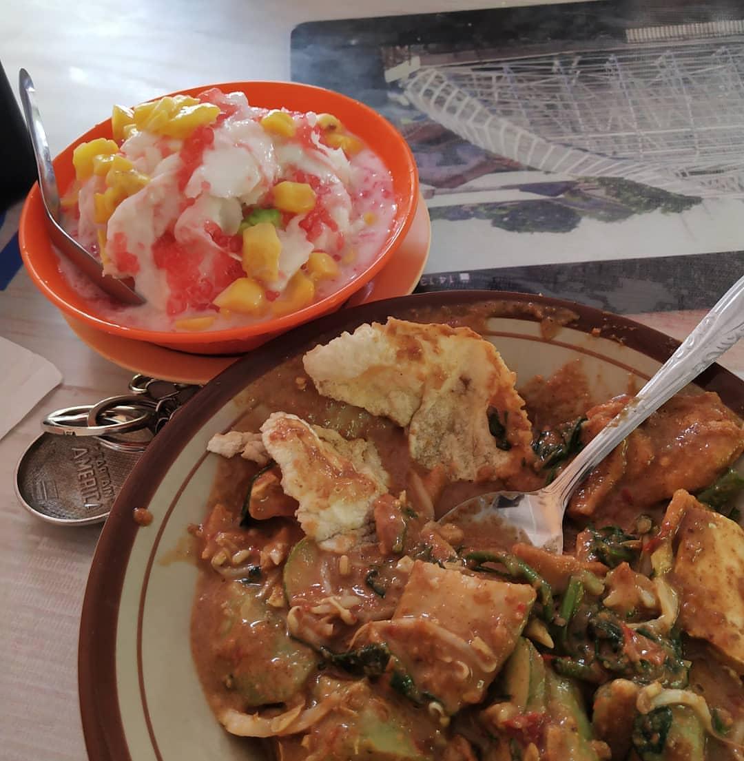 Makanan Khas Indonesia Gado Gado