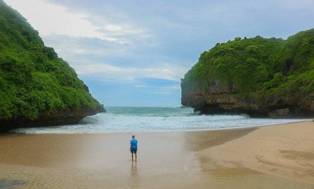 Pantai Greweng, Perjalanan Kesana Bikin Puyeng 3