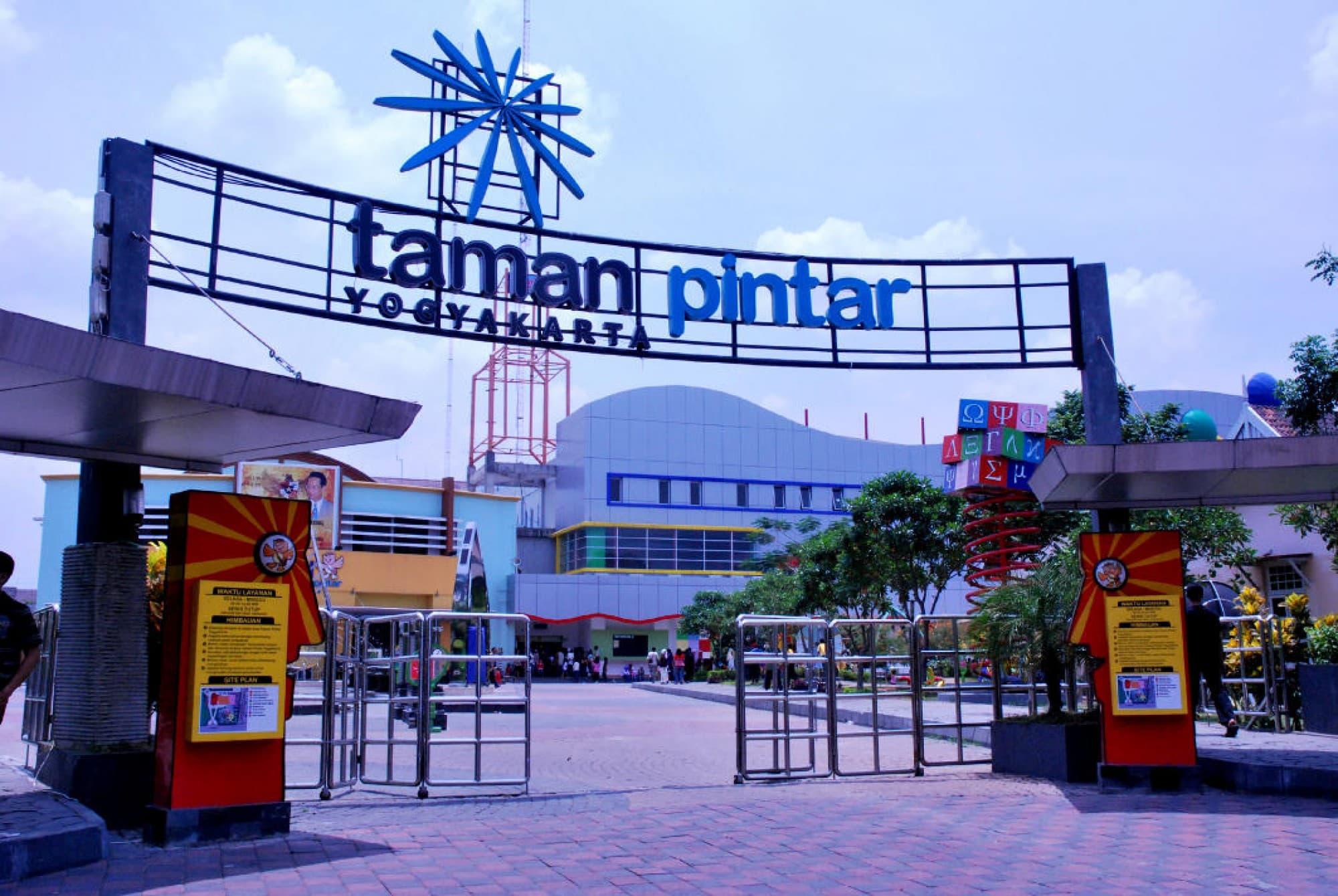 Taman Pintar Yogyakarta 1