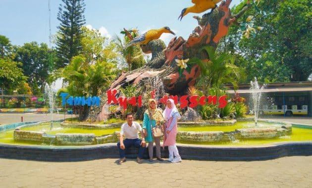 Wisata Magelang Taman Kyai Langgeng