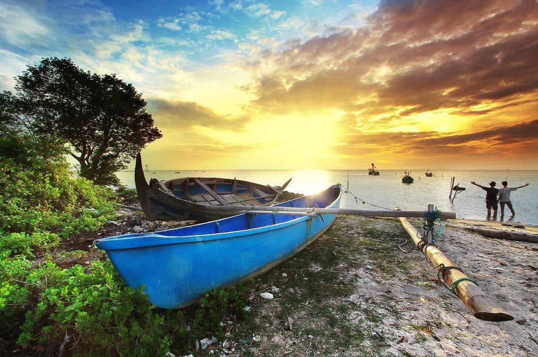 Wisata Jepara Pantai Teluk Awur