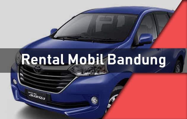 Rental Mobil Bandung Murah 24 Jam Lepas Kunci