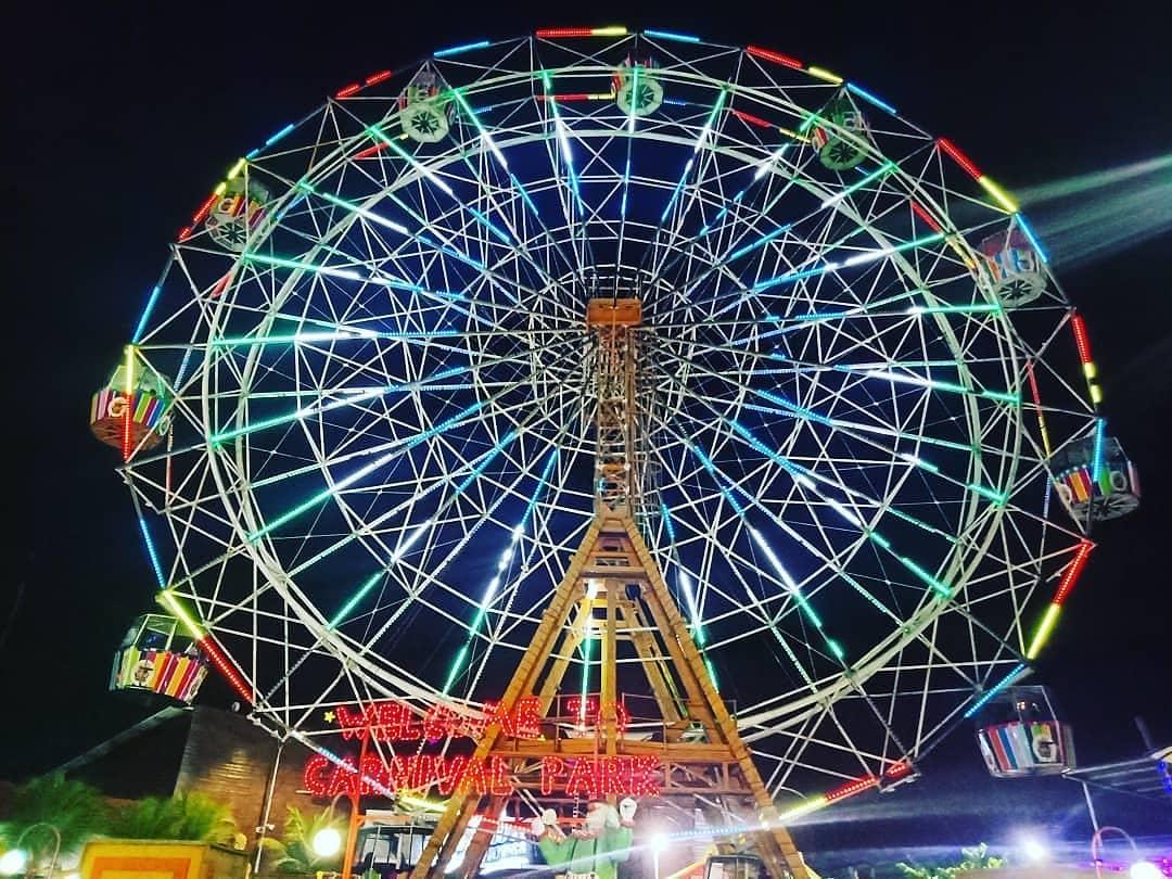 Surabaya Carnival Night Market