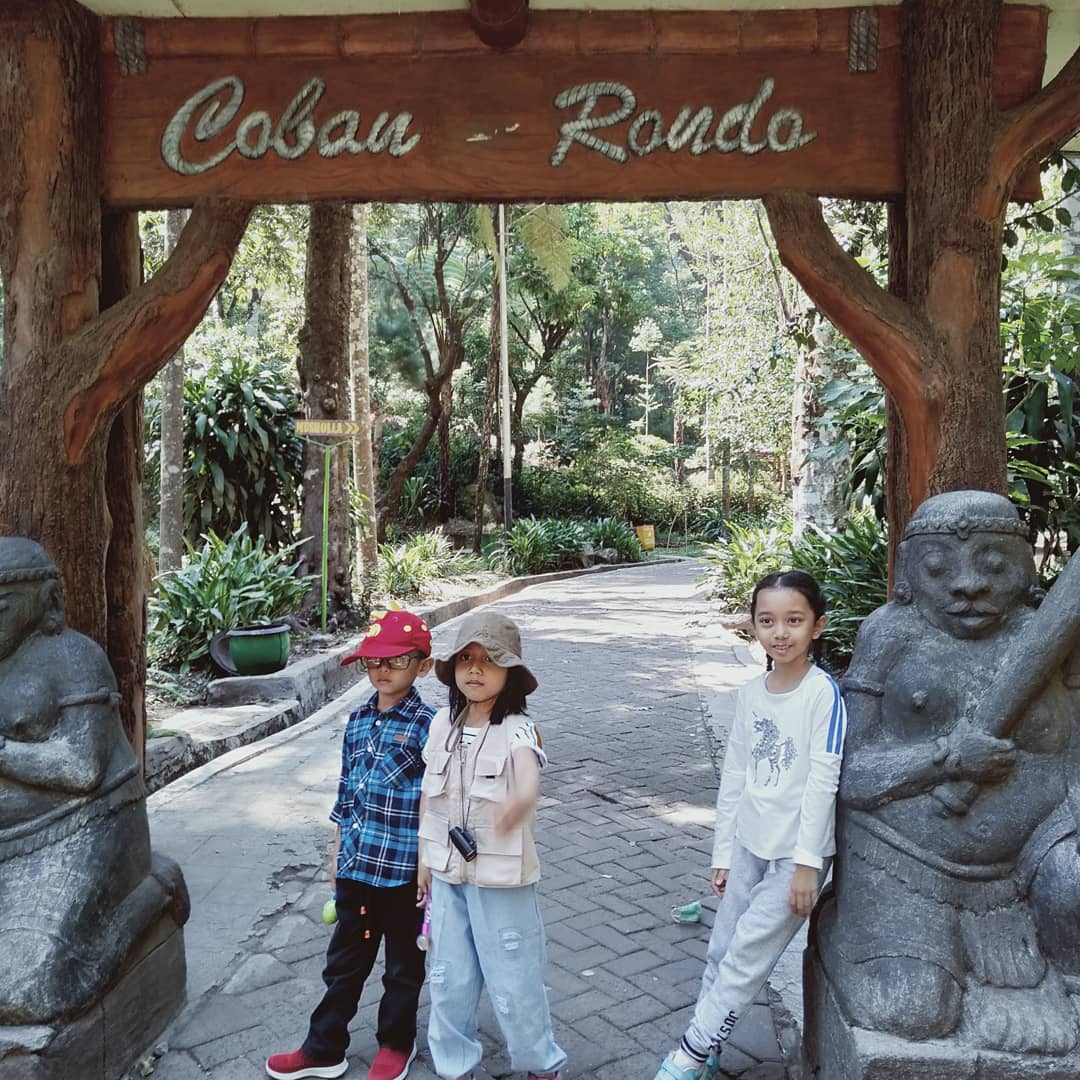 Taman Coban rondo Bertiga