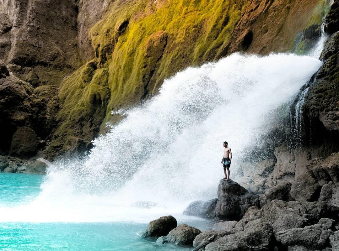 Wisata Sumba Air Terjun Matayangu
