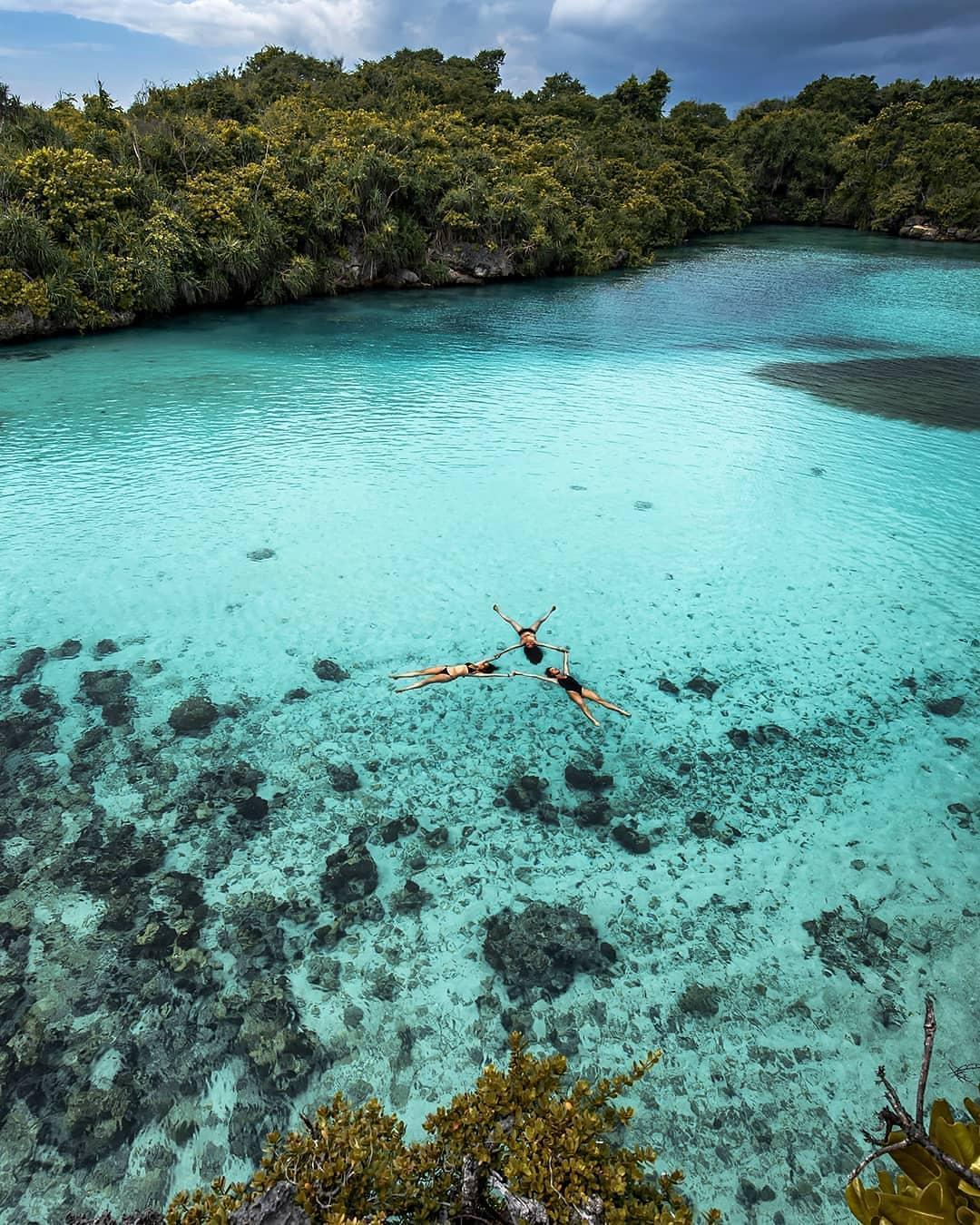 Wisata Sumba Danau Weekuri
