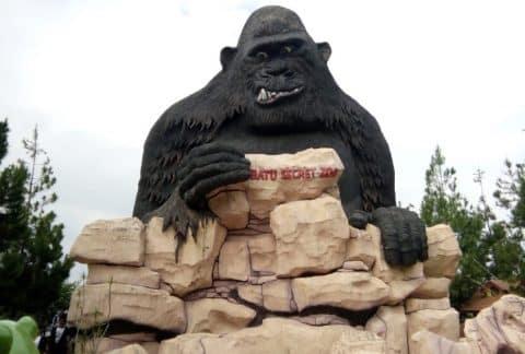 Jatim Park 2 Monyet
