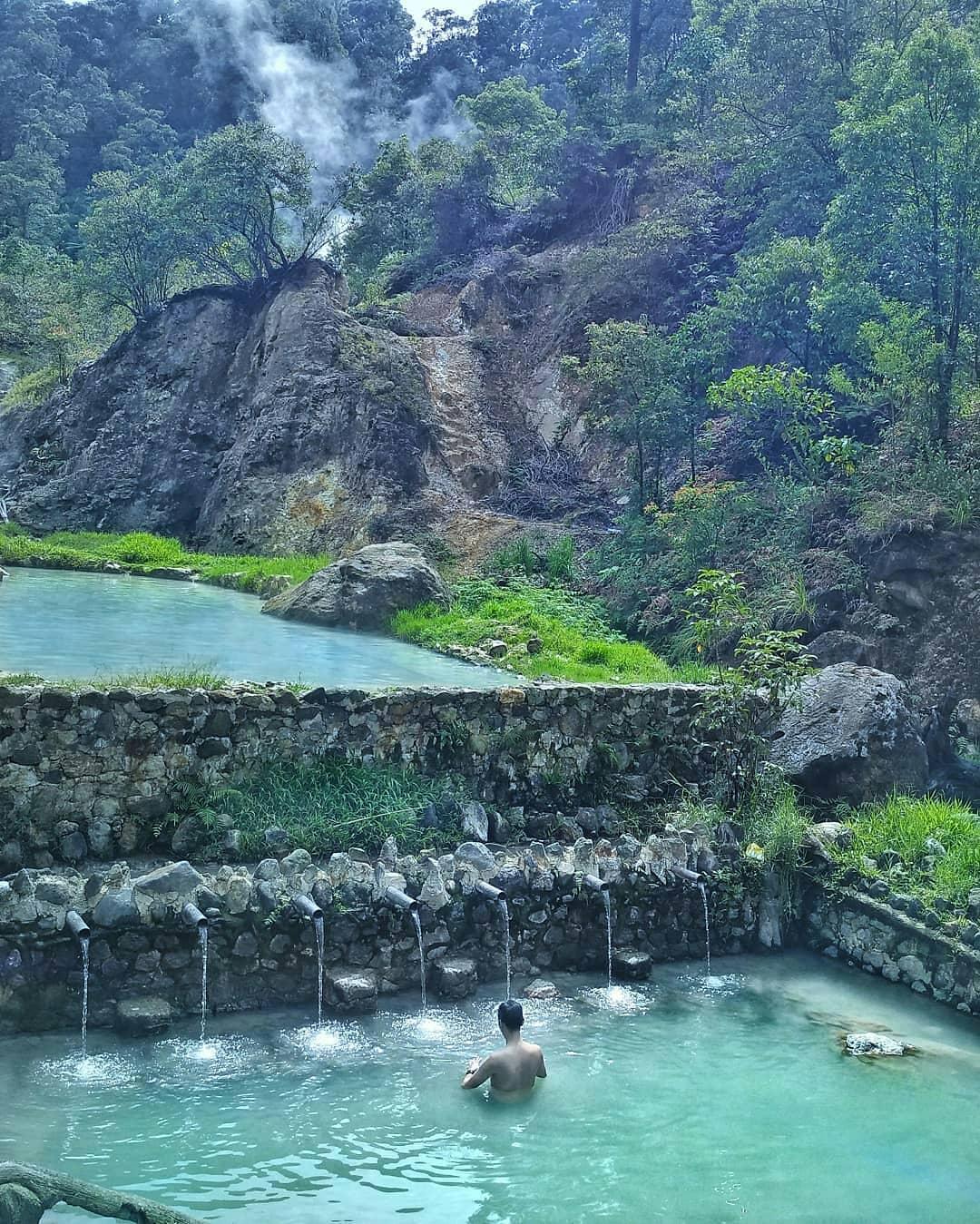 Kawah Rengganis Bandung, Fasilitas, Tiket Masuk Dan Lokasi