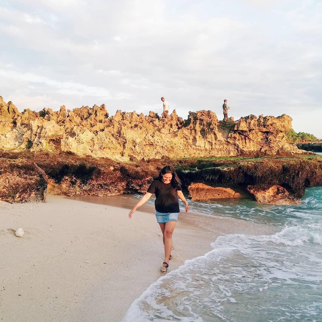 Wisata Sumba Pantai Pero