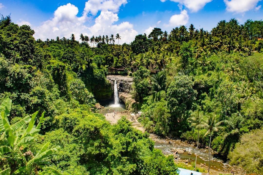 Tegenungan Waterfall