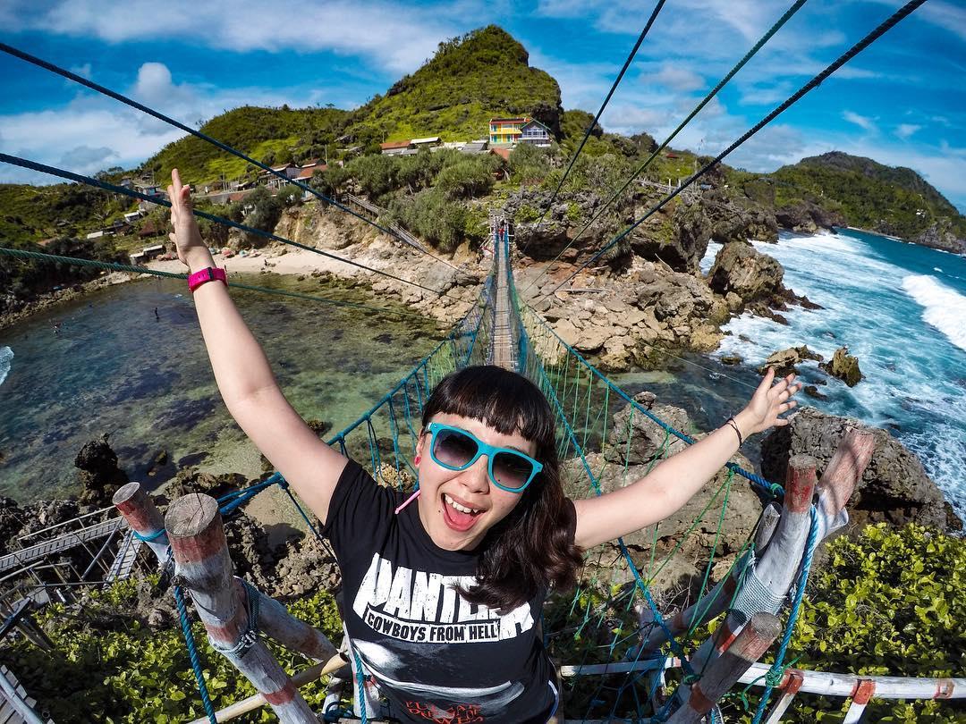 Review Pantai Nglambor Tiket Masuk Penginapan Dan Snorkeling