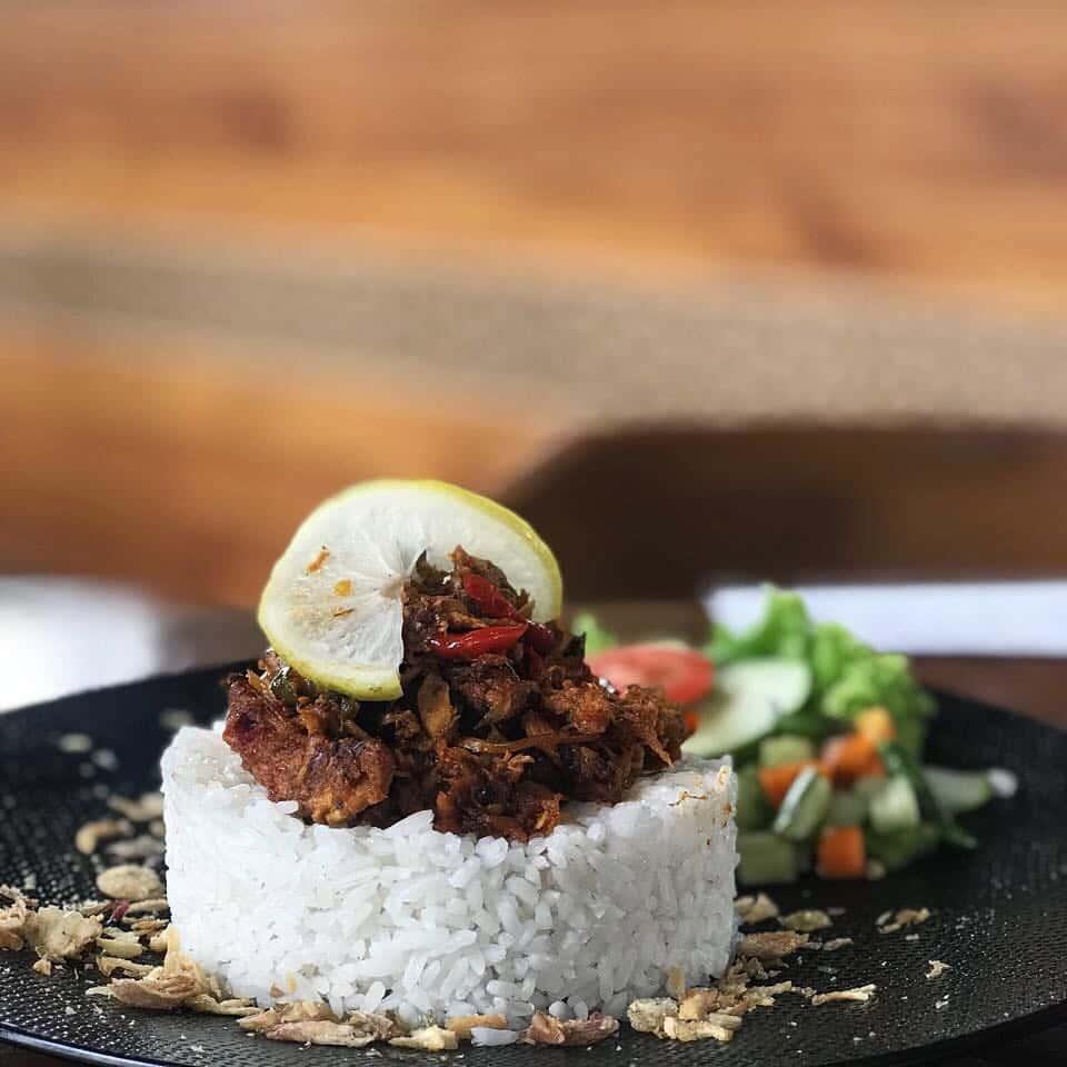kalpa tree dine and chill menu makanan
