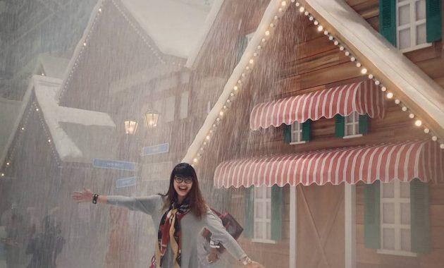 snow world taman salju