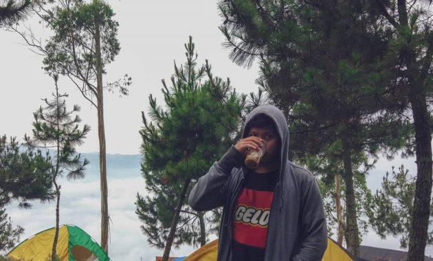 camping gunung putri lembang