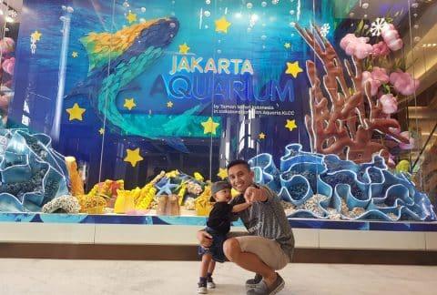 Jakarta Aquarium, Serunya Bermain di Bawah Laut Bersama Ribuan Satwa 2