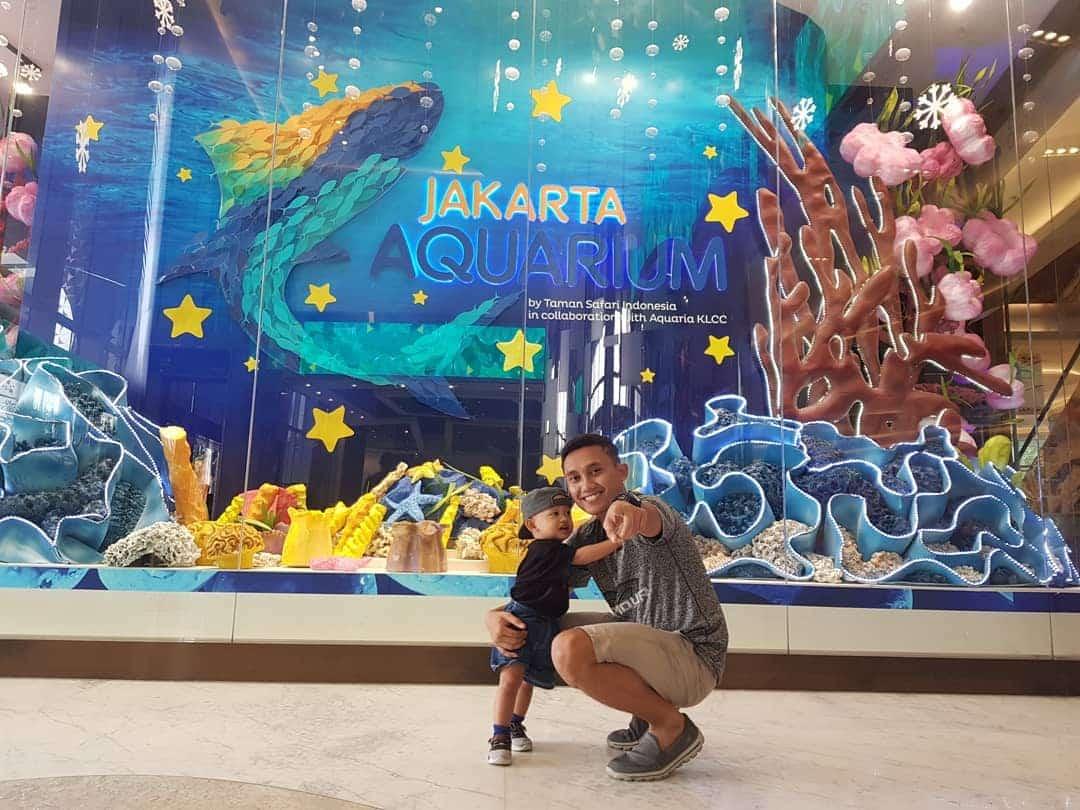 Jakarta Aquarium, Serunya Bermain di Bawah Laut Bersama Ribuan Satwa 1