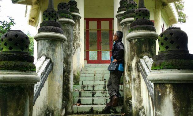 Melihat Situs Warisan Kerajaan Sriwijaya Di Bukit Siguntang 8