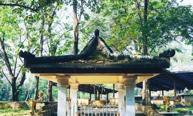 Melihat Situs Warisan Kerajaan Sriwijaya Di Bukit Siguntang 6