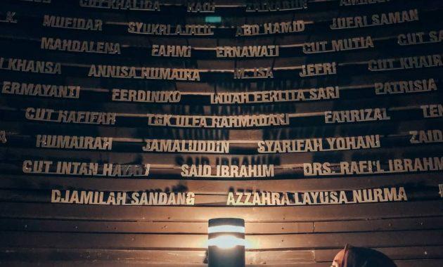 Mengenang Peristiwa Dahsyat Tsunami Di Museum Tsunami Aceh 4