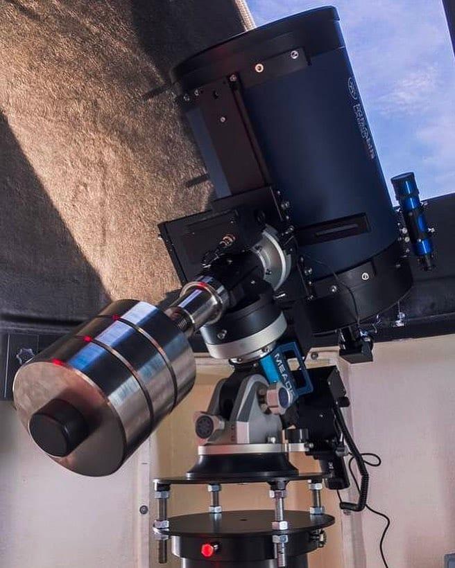 teleskop observatorium bosscha