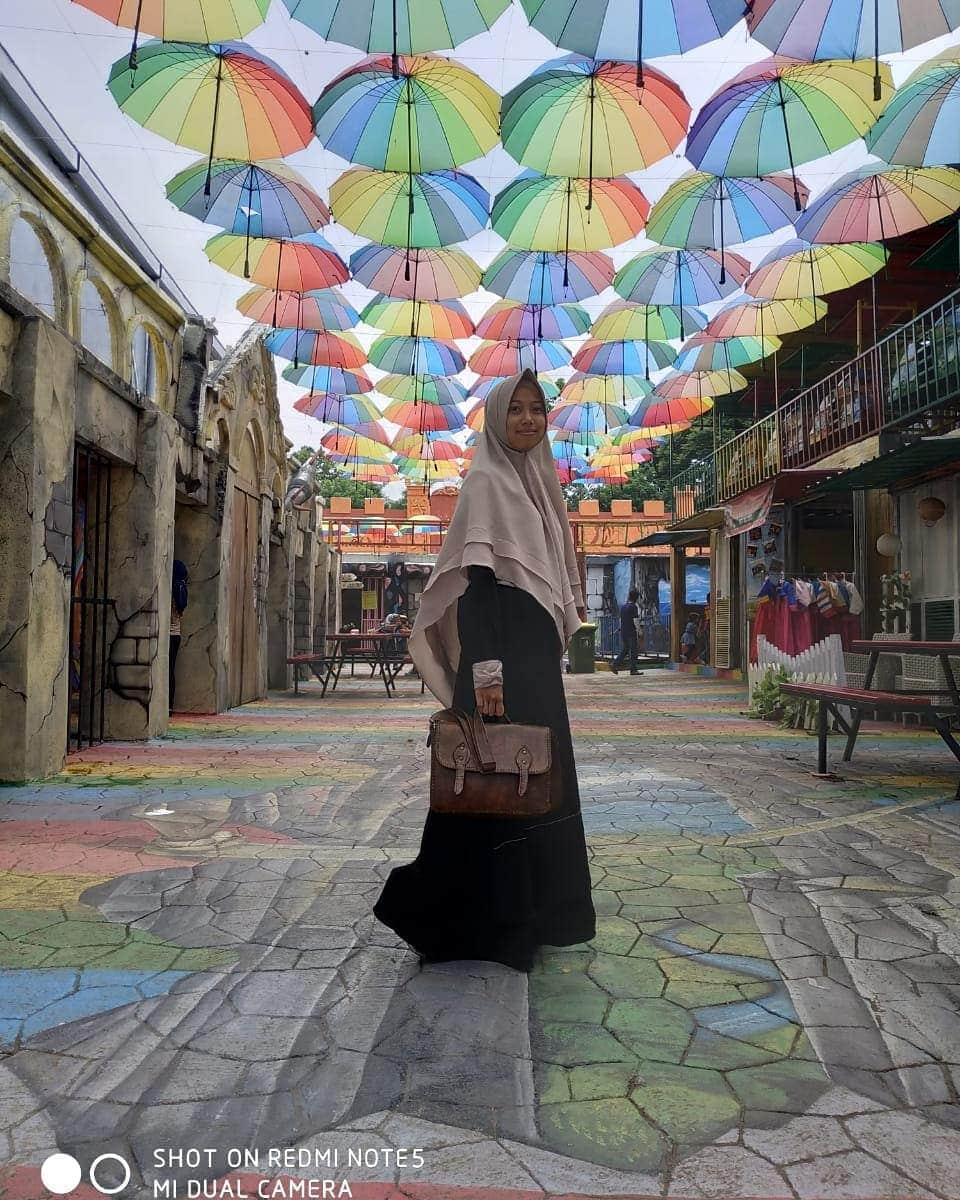 payung taman wisata matahari