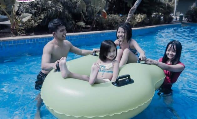 Bermain Air Sambil Berpetualang Dengan Go Wet Bekasi 3