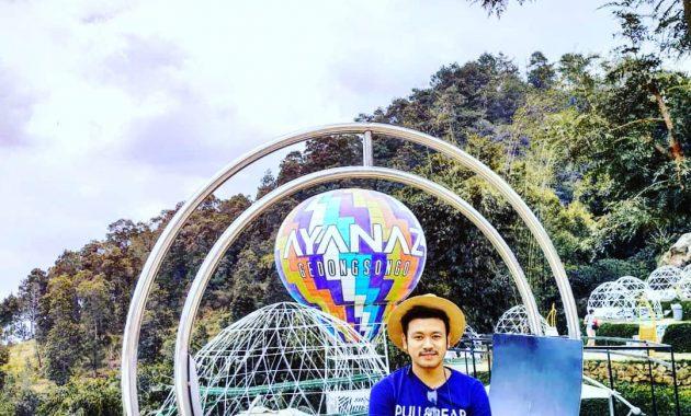 Bergaya Di Spot Kekinian Ayanaz Gedong Songo Semarang 3