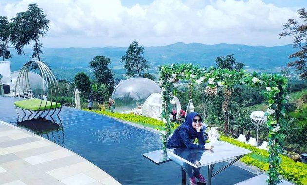 Bergaya Di Spot Kekinian Ayanaz Gedong Songo Semarang 8