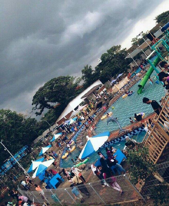 Cirebon Waterland Kolam