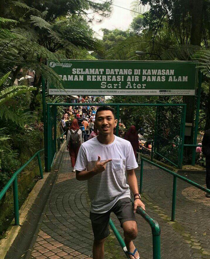 Sensasi Sauna di Pemandian Air Panas Ciater, Bandung. 1