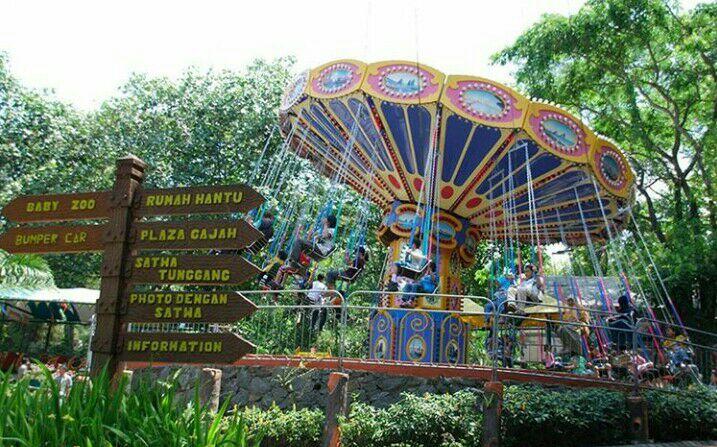 Arena Anak Taman Safari Prigen